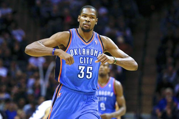 Kevin Durant Chooses 'The Servant' as Nickname to Replace 'Slim Reaper'