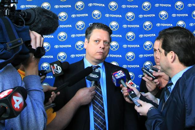 Buffalo Sabres: 5 Takeaways from Latest Tim Murray Interview