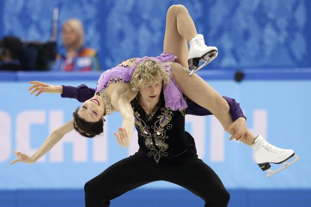 Olympic Ice Dancing 2014: Ice Dance Long Medal Winners and Final Results