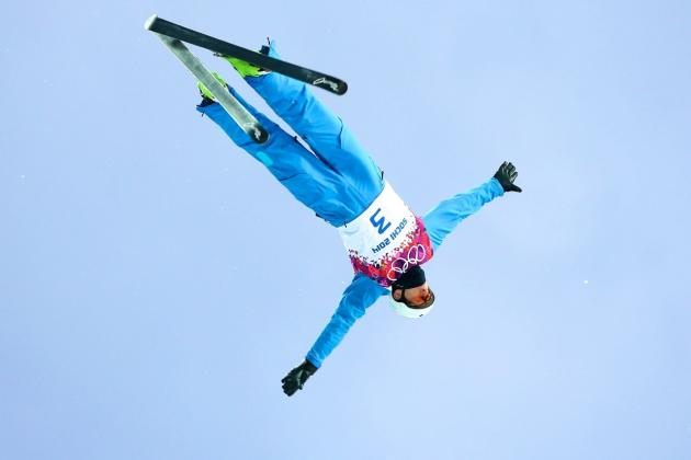Olympic Freestyle Skiing 2014: Live Results and Analysis of Men's Aerials