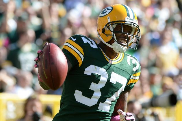 Franchise Tag Too Rich for Packers, CB Sam Shields