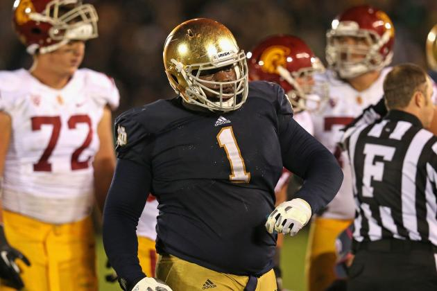 Notre Dame Football: Who Will Replace Louis Nix III in Starting Lineup in 2014?