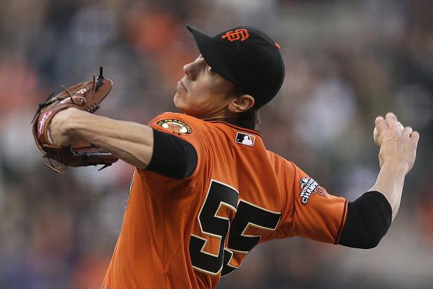 Tim Lincecum Eager to Reward Giants' Faith