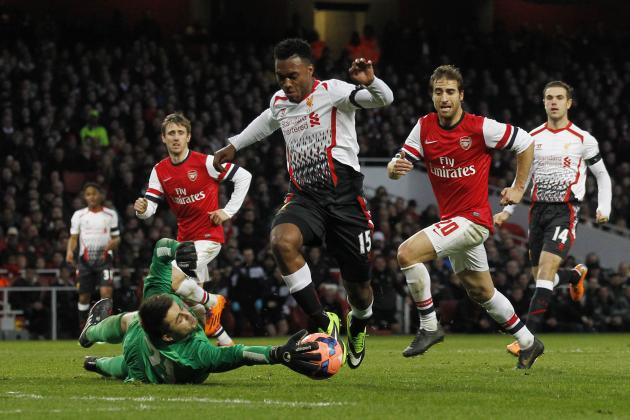 Film Focus: Arsenal Display Ruthless Streak as Liverpool Fail to Take Chances