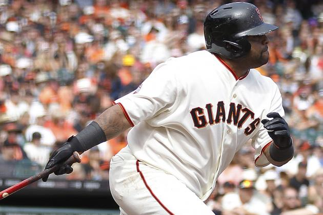 The New, Improved Pablo Sandoval