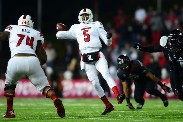 Teddy Bridgewater Must Wow at Combine to Entice Houston Texans