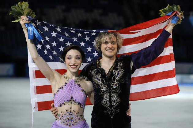 NBC Olympics Schedule 2014: Live Stream, TV Info for Day 10 Prime-Time Coverage