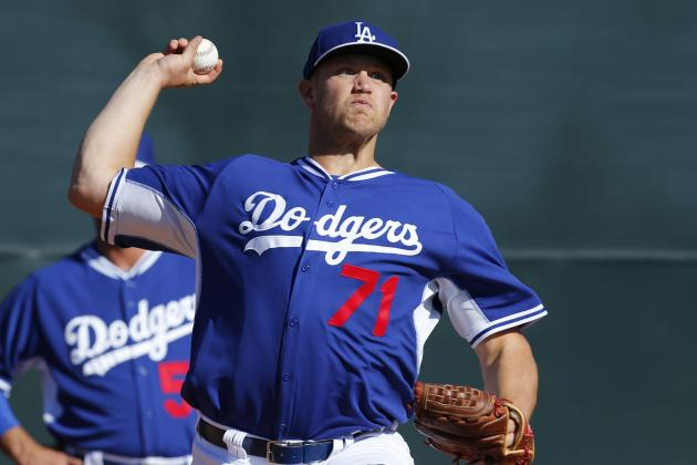 Dodgers 2014 Profile: Seth Rosin, Sweating out His Spring