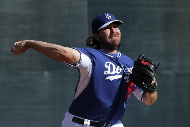 Dodgers 2014 Profile: Chris Perez, Knows His Role