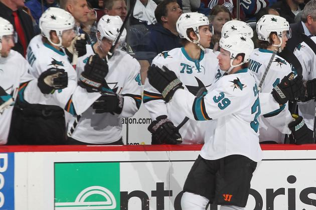 Sharks Questions: Predicting the Forward Lines
