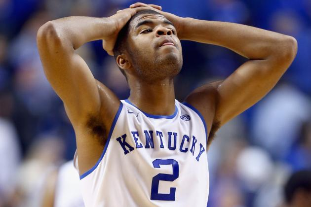 Video: Aaron Harrison on NBA Draft Speculation