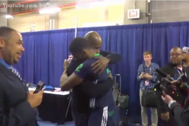 Kyrie Irving Shares Touching Moment with Dad After Winning NBA All-Star Game MVP