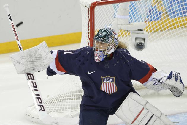 Olympic Hockey 2014: Scores, Recap and Updated Women's Bracket After Semifinals