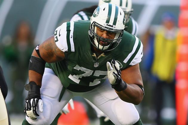 Breaking Down New York Jets' Franchise Tag Decisions
