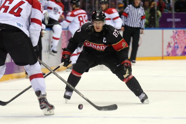Canadian Olympic Hockey Team 2014: Tough Seeding Will Prevent Gold Medal Repeat