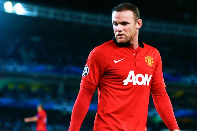 Wayne Rooney's Reported New Deal Sets Dangerous Precedent for Manchester United
