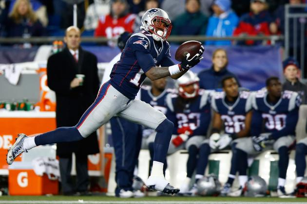 Is Aaron Dobson the Big-Play Receiver the Patriots Need?