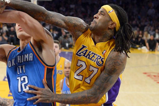 Report: Lakers, Nets Talk Jordan Hill Deal