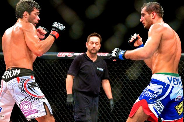 Gegard Mousasi Versus Lyoto Machida: The Full Breakdown