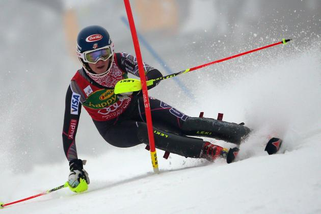 Mikaela Shiffrin Fails to Medal in Women's Giant Slalom Final at 2014 Olympics