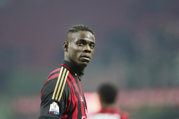 Arsenal Transfer Rumours: Gunners' Move for Mario Balotelli Would Be a Mistake