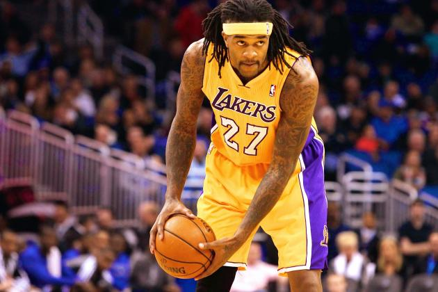 Los Angeles Lakers and Brooklyn Nets Reportedly Discussing Jordan Hill Trade