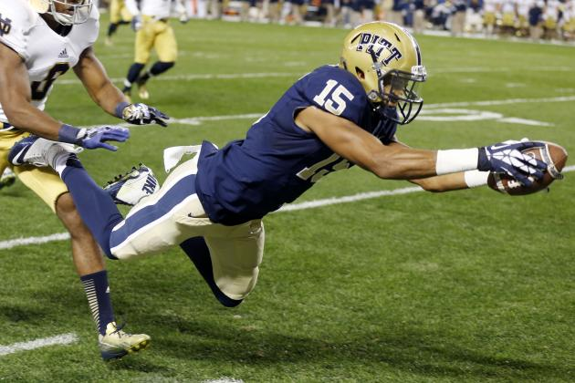 Devin Street NFL Draft 2014: Highlights, Scouting Report for Dallas Cowboys WR