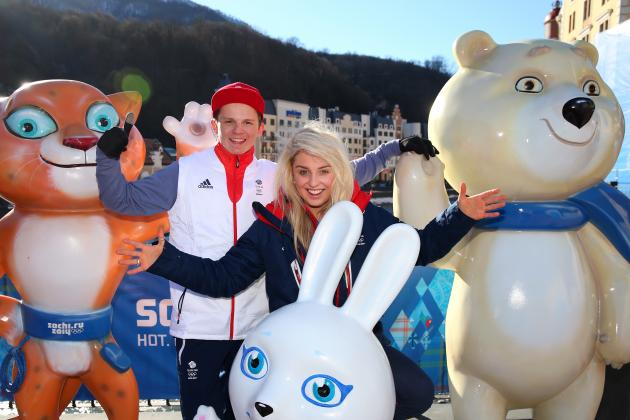 Twitter Olympics: Best Tweets from the Sochi Winter Olympians