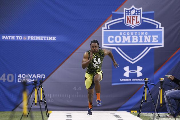NFL Combine Schedule 2014: Day-by-Day Group Events, Live Stream, More