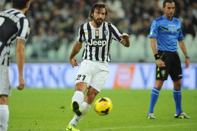 Andrea Pirlo's Reported New Deal at Juventus Is Win-Win for Player and Club
