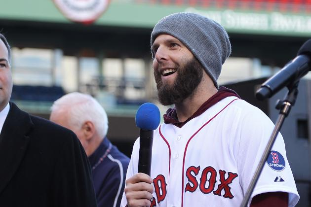 Pedroia: Thumb Feeling Fine After Surgery