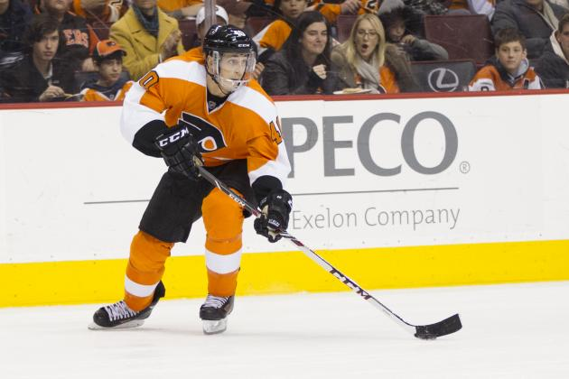 Vincent Lecavalier Eyes 400-Goal Plateau Once the Flyers Return to Action