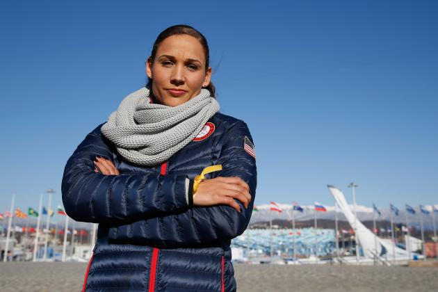 Pressure Is Now on Again for Lolo Jones to Perform in Glare of Olympic Spotlight