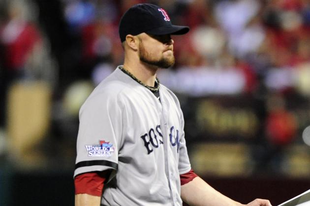 Jon Lester, Red Sox Haven't Discussed Contract Extension