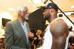 Bill Russell 'Glad' He's Off LBJ's Rushmore