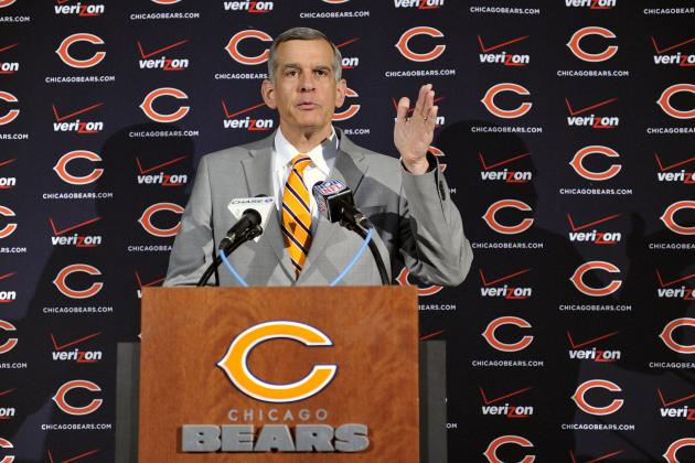 2014 Chicago Bears Offseason: Expect the Unexpected from GM Phil Emery
