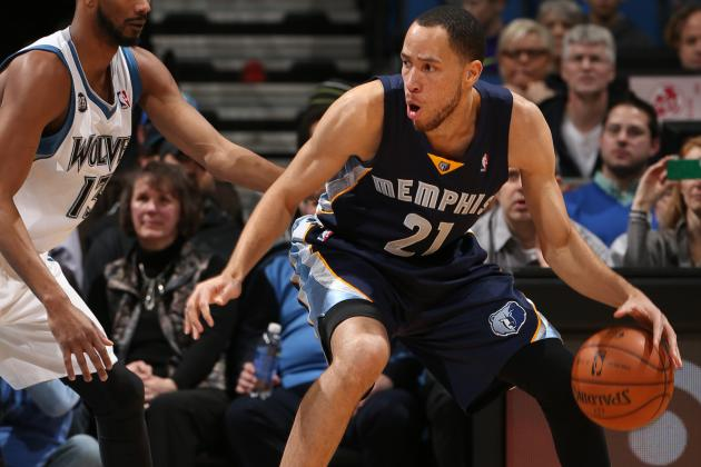 Report: Wolves, Grizzlies Discuss Deal Involving Chase Budinger, Tayshaun Prince