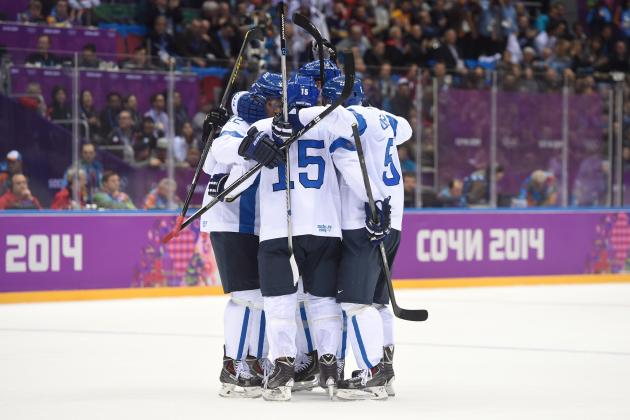 Tuomo Ruutu's Major Role on Team Finland a Positive for Carolina Hurricanes