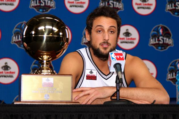Is the Three-Point Contest Now the Most Important Event at All-Star Weekend?