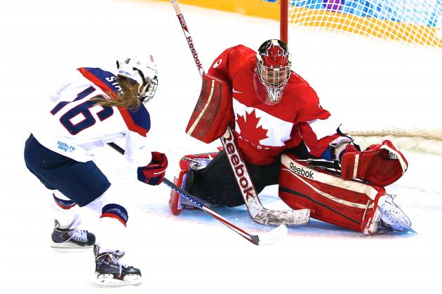 USA-Canada Rivalry Is as Heated as Ever, Which Makes the Olympics Much More Fun