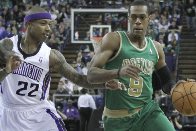 Report: Kings Offered Isaiah Thomas, Ben McLemore, Draft Pick for Rajon Rondo