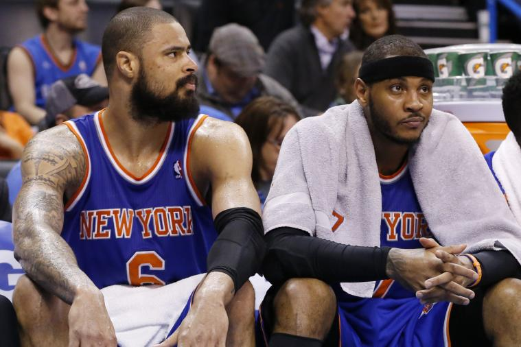 Why the Knicks Need Tyson Chandler to Step Up in the Second Half