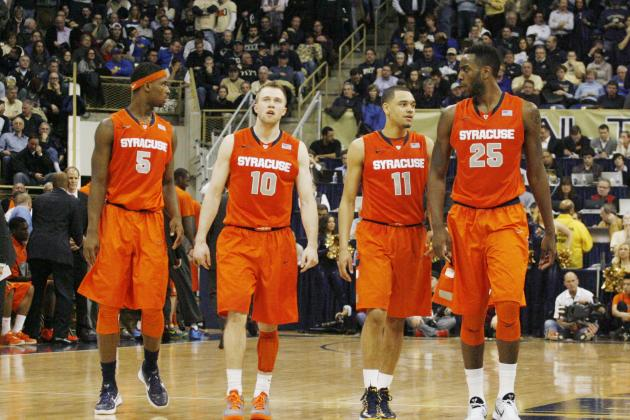 Syracuse Basketball: Will Lack of Depth Be Orange's Achilles Heel in March?