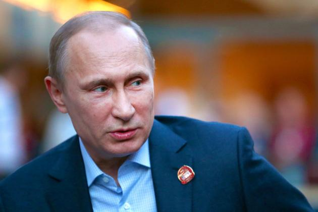 Vladimir Putin Comments on Russia's Disallowed Goal vs. Team USA