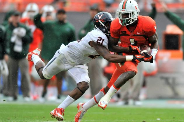 Miami Football: Who Will Replace Allen Hurns in Staring Lineup in 2014?