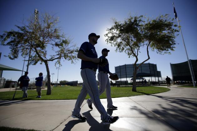 Matt Harrison Is Key to Texas Rangers' 2014 Season