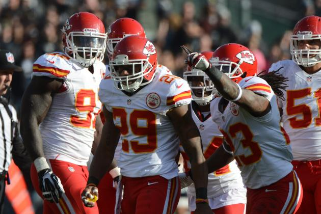 Why the Kansas City Chiefs Must Extend Eric Berry This Offseason