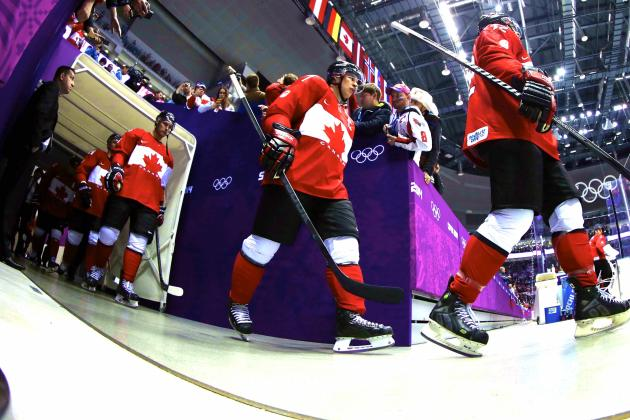 Is Team Canada Still the Hockey Gold-Medal Favorite at 2014 Winter Olympics?