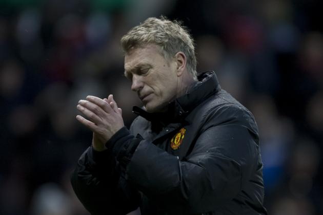 Manchester United Sacking David Moyes in May Would Not Be Short-Term Thinking