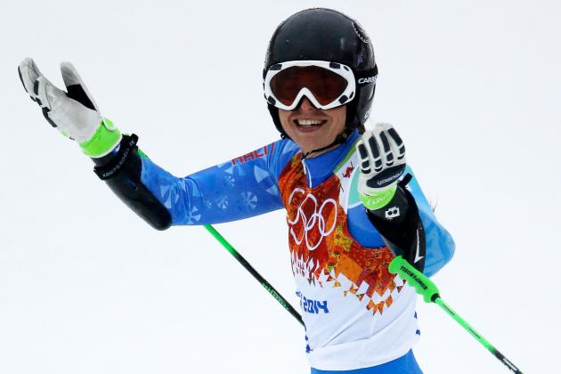Olympic Alpine Skiing 2014: Live Results and Highlights of Women's Giant Slalom